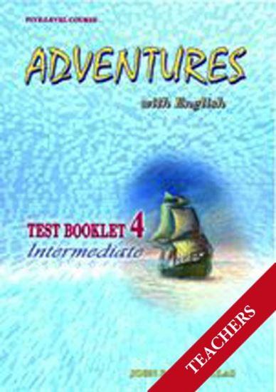 Εικόνα από ADVENTURES 4 TEST BOOKLET TEACHER'S