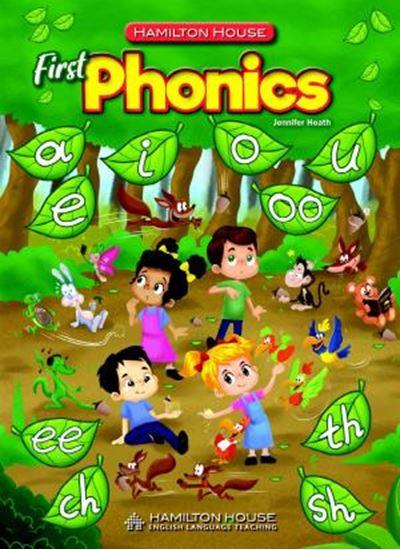 Εικόνα από FIRST PHONICS STUDENT'S BOOK