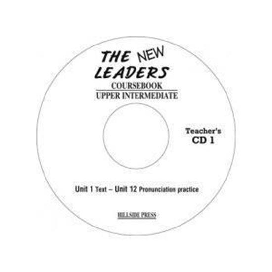 Εικόνα από THE NEW LEADERS UPPER-INTERMEDIATE CDs (3)