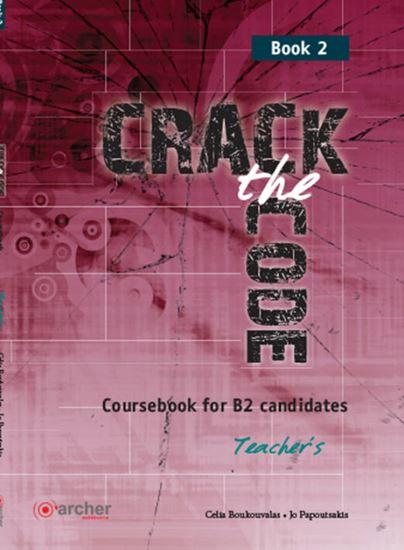 Εικόνα από CRACK THE CODE 2 COURSEBOOK TEACHER'S