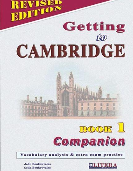 Εικόνα από GETTING TO CAMBRIDGE 1 COMPANION