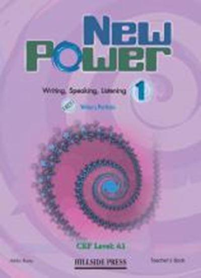 Εικόνα από NEW POWER 1 TΕΑCHΕR'S BOOK (+PORTOFOLIO)