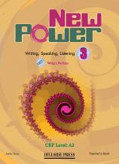 Εικόνα από NEW POWER 3 TΕΑCHΕR'S BOOK (+PORTFOLIO)