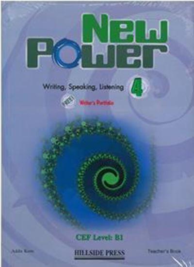 Εικόνα από NEW POWER 4 TEACHER'S BOOK (+PORTFOLIO)