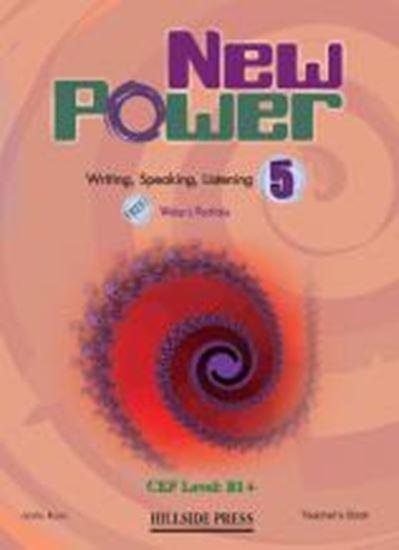 Εικόνα από NEW POWER 5 TEACHER'S BOOK (+PORTFOLIO)