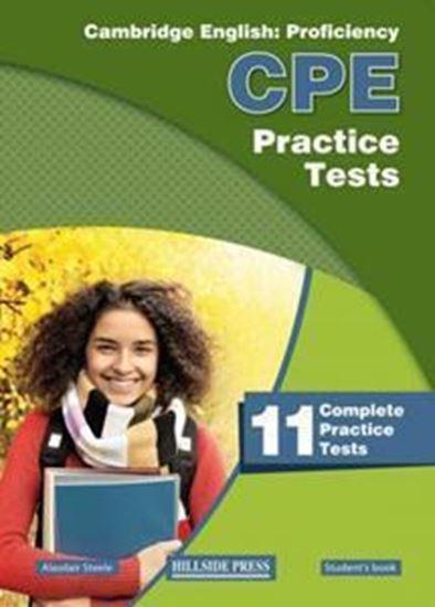 Εικόνα από CPE 11 PRACTICE TESTS 2015 TEACHER'S BOOK