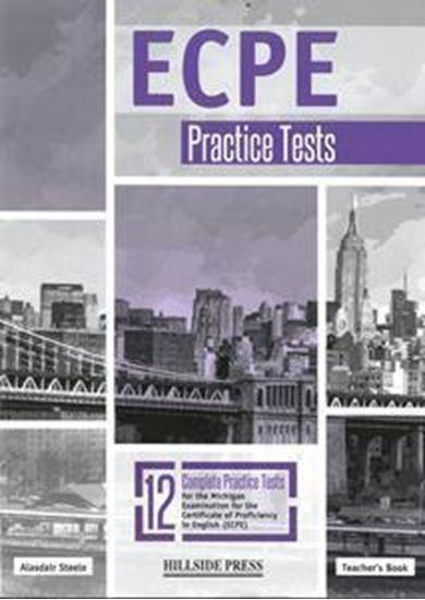 Εικόνα από ECPE 12 PRACTICE TESTS TEACHER'S BOOK