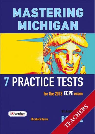 Εικόνα από MASTERING MICHIGAN 2 PRACTICE TESTS TEACHER'S