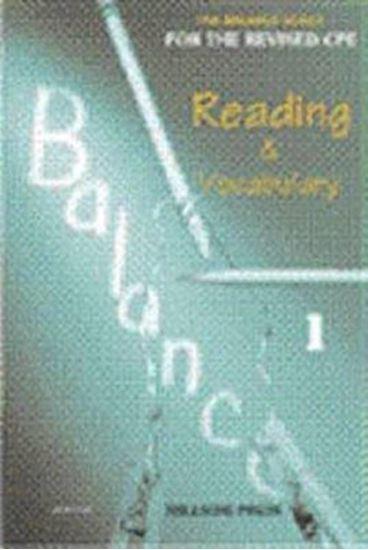 Εικόνα από BALANCE 1 (READING & VOCABULARY) STUDENT'S BOOK