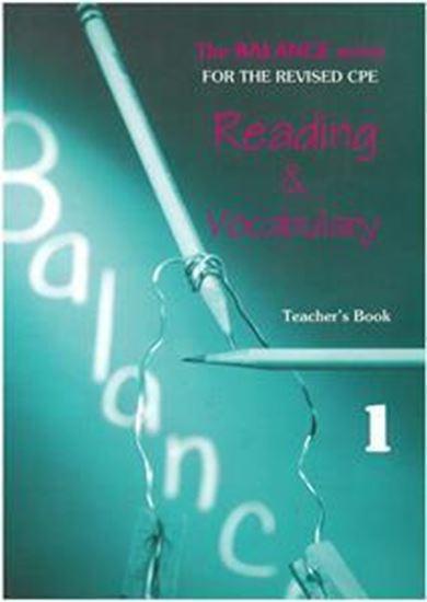 Εικόνα από BALANCE 1 (READING & VOCABULARY )TEACHER'S