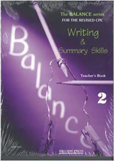Εικόνα από BALANCE 2 (WRITTING & SUMMARY) TEACHER'S