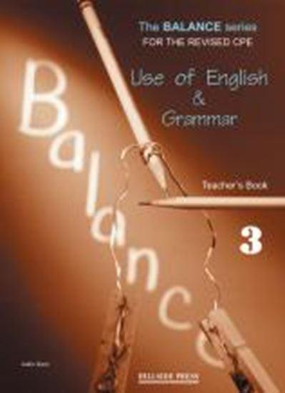 Εικόνα από BALANCE 3 (CAMBRIDGE PROFICIENCY USE OF ENGLISH) TEACHER'S