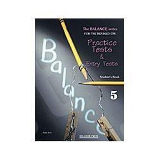 Εικόνα από BALANCE 5 (CAMBRIDGE PROFICIENCY PRACTICE TESTS) CD