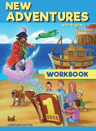 Εικόνα από NEW ADVENTURES 1 TEACHER'S WORKBOOK