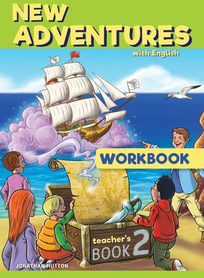 Εικόνα από NEW ADVENTURES WITH ENGLISH 2 TEACHER'S WORKBOOK
