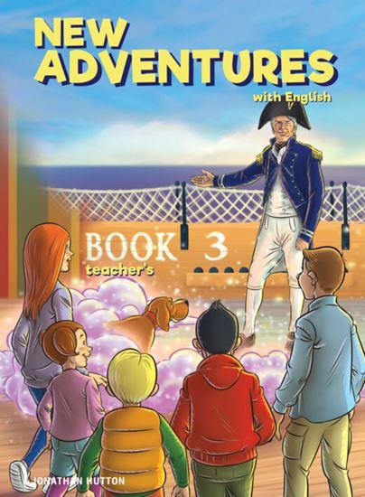Εικόνα από NEW ADVENTURES WITH ENGLISH 3 TEACHER'S BOOK
