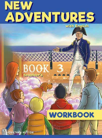 Εικόνα από NEW ADVENTURES WITH ENGLISH 3 TEACHER'S WORKBOOK