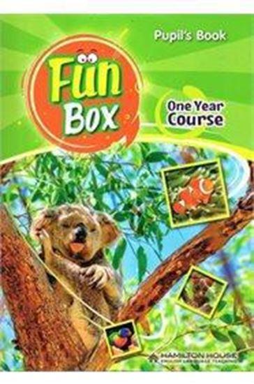 Εικόνα από FUN BOX ONE YEAR COURSE STUDENT'S BOOK