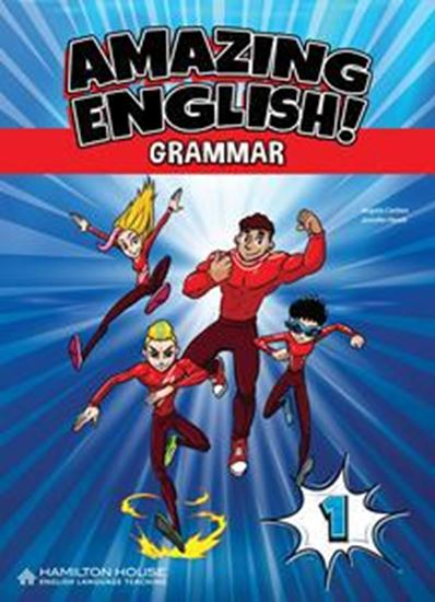 Εικόνα από AMAZING ENGLISH 1 GRAMMAR ENGLISH EDITION INTERNATIONAL