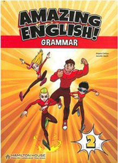 Εικόνα από AMAZING ENGLISH 2 GRAMMAR INTERNATIONAL EDITION