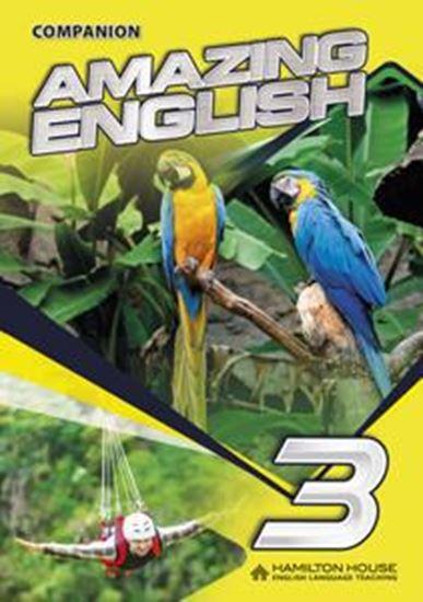 Εικόνα από AMAZING ENGLISH 3 COMPANION