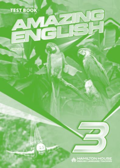 Εικόνα από AMAZING ENGLISH 3 TEST