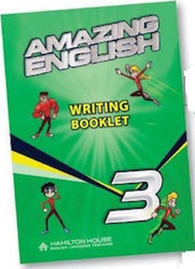 Εικόνα από AMAZING ENGLISH 3 WRITING BOOKLET