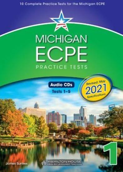 Εικόνα από MICHIGAN ECPE PRACTICE TESTS 1 CD 2021