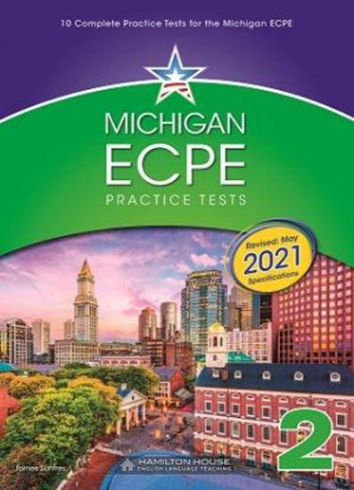 Εικόνα από MICHIGAN ECPE PRACTICE TESTS 2 TEACHER'S BOOK 2021