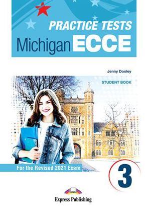 Εικόνα της ECCE PRACTICE TESTS 3 (+DIGI-BOOK) 2021