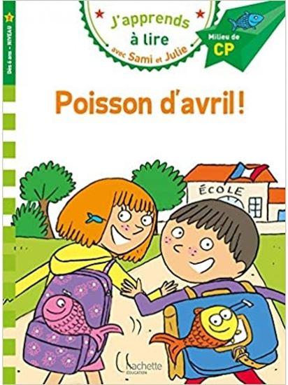 Εικόνα από J'APPRENDS A LIRE AVEC SAMI ET JULIE 1: POISSON D'AVRIL