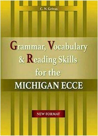 Εικόνα από ECCE GRAMMAR VOCABULARY & READING SKILLS 2020 NEW FORMAT