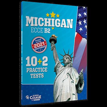 Εικόνα της MICHIGAN ECCE B2 10+2 PRACTICE TESTS (NEW FORMAT 2021)