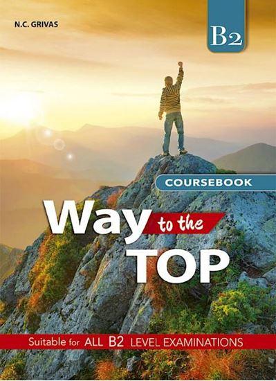Εικόνα από WAY TO THE TOP B2 STUDENT'S BOOK (+WRITING BOOKLET)