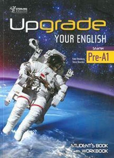 Εικόνα από UPGRADE YOUR ENGLISH PRE A1 BAND 1 STUDENT'S BOOK & WORKBOOK