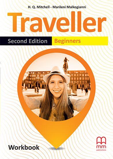 Εικόνα από TRAVELLER 2ND EDITION Beginners Workbook