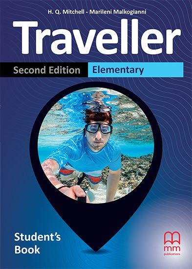 Εικόνα από TRAVELLER 2ND EDITION Elementary Student's Book