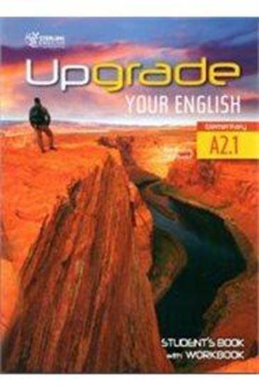 Εικόνα από UPGRADE YOUR ENGLISH A2 BAND 1 STUDENT'S BOOK & WORKBOOK