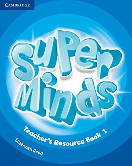 Εικόνα από SUPER MINDS 1 TEACHER'S RESOURCE BOOK (+ AUDIO CD)
