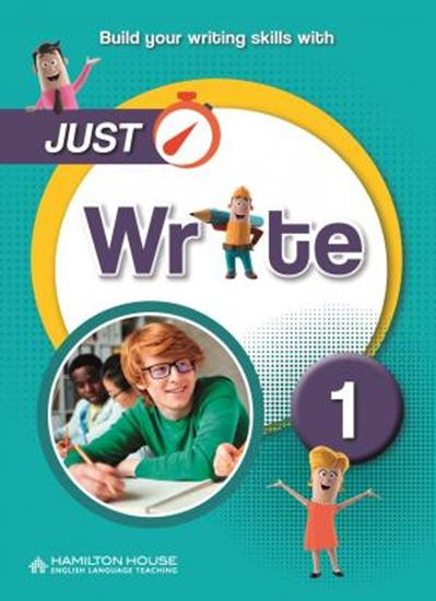 Εικόνα από JUST WRITE 1 STUDENT'S BOOK