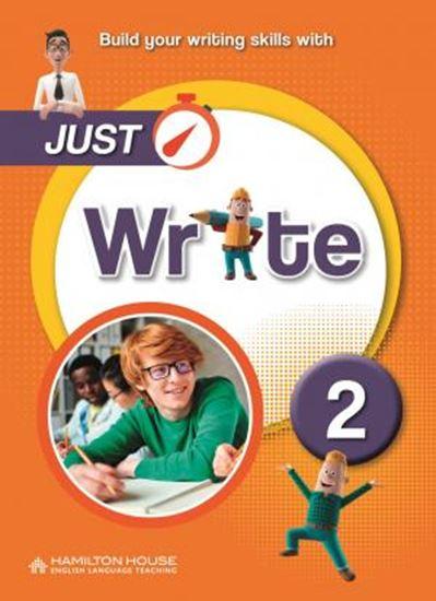 Εικόνα από JUST WRITE 2 STUDENT'S BOOK