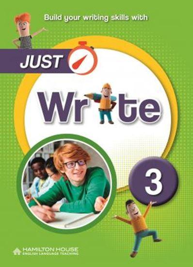 Εικόνα από JUST WRITE 3 STUDENT'S BOOK