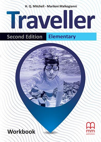 Εικόνα από TRAVELLER 2ND EDITION Elementary Workbook