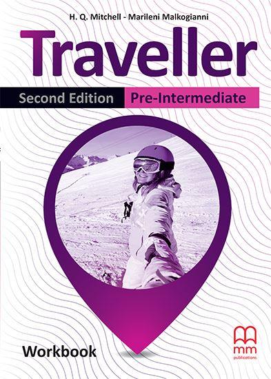 Εικόνα από TRAVELLER 2ND EDITION Pre-Intermediate Workbook