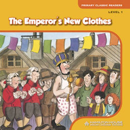 Εικόνα από PCR 1: THE EMPEROR'S NEW CLOTHES (+ E-BOOK)