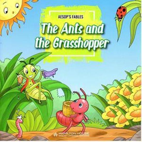 Εικόνα από AESOP'S FABLES THE ANTS AND THE GRASSHOPER(+CD)