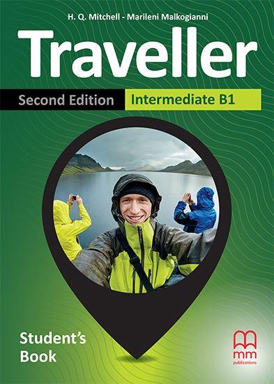 Εικόνα από TRAVELLER 2ND EDITION Intermediate B1 Student's Book