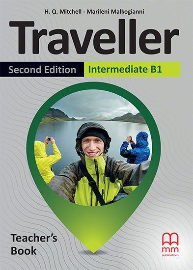 Εικόνα από TRAVELLER 2ND EDITION Intermediate B1 Teacher's Book
