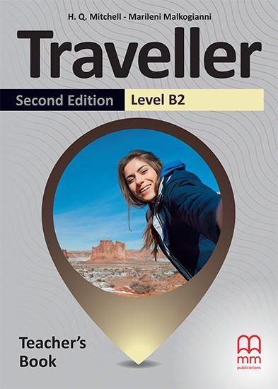Εικόνα από TRAVELLER 2ND EDITION B2 Teacher's Book