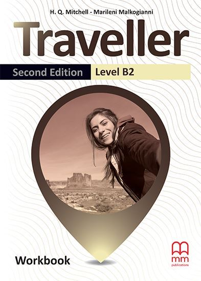 Εικόνα από TRAVELLER 2ND EDITION B2 Workbook